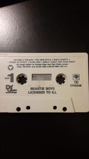 Beastie Boys Cassette for Sale in Aurora, IL