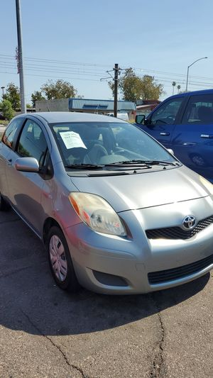 2011 Toyota Yaris, manual transmission, clean title for Sale in Mesa, AZ
