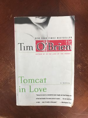 """SIGNED COPY of """"Tomcat in Love"""" by Tim O'Brien for Sale in Lynchburg, VA"""