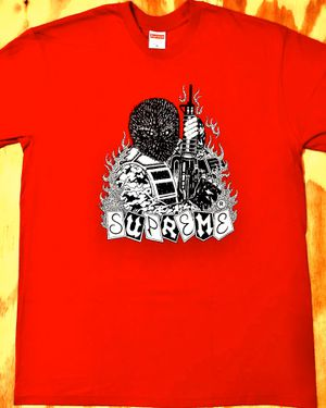 [for sale] Supreme Mercenary T-Shirt | Size: Medium | Condition: Brand new | $60 for Sale in St. Louis, MO