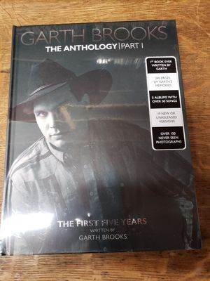 Garth Brooks - The Anthology Part I for Sale in Gilmer, TX