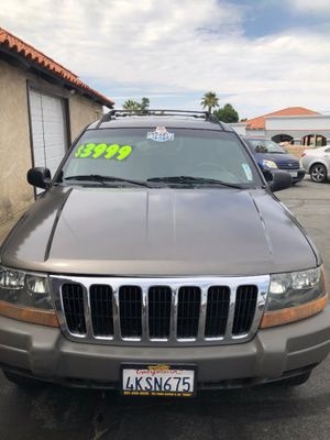 2000 Jeep Grand Cherokee for Sale in Canyon Lake, CA