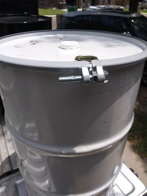 Tanque 55gal con tapa for Sale in Pharr, TX