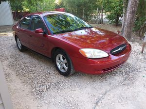 2001 ford taurus 4 Dr ?!!95K MILES CHECK ME OUT!! for Sale in MORGANS POINT, TX