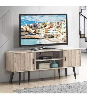 Wooden TV Stand for TVs for Sale in Rowland Heights, CA