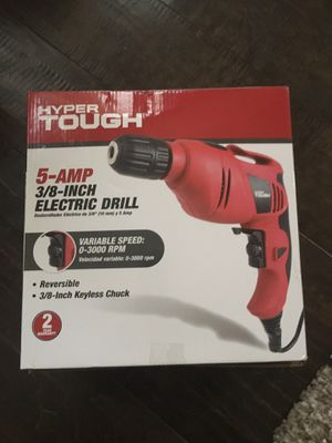 Electric drill for Sale in Grand Prairie, TX