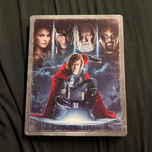 Thor Steel Book 4K Blu Ray for Sale in Hanover Park, IL