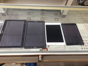 Tablets For Parts - Locked for Sale in Madison, NC