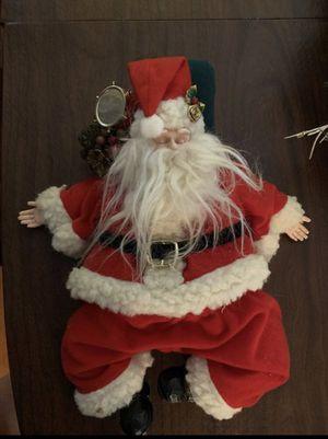 Cute Sleeping Santa for Sale in Sanford, FL