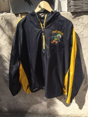 Fort Apache Yellow&Black 1/4 Zip Hoodie for Sale in Los Alamitos, CA