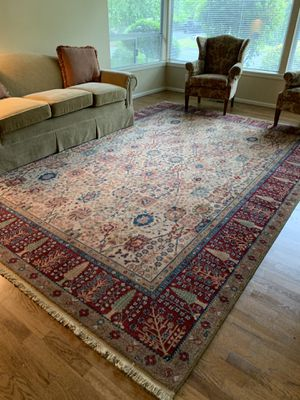 Large Wool Rug - Samovar Karastan for Sale in Mercer Island, WA