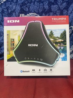 🚦 $65 - Ion Triumph Bluetooth Speaker - Trusted Seller ✅ for Sale in UNIVERSITY PA,  MD