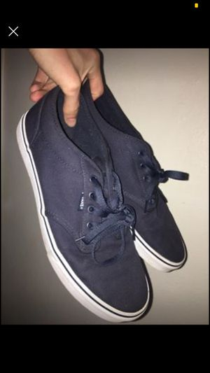 Vans Size 11 Navy Blue for Sale in Anderson, MO