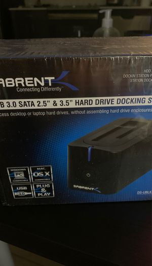 HDD Docking Station for Extra Space, Copy Disk for Sale in Portland, OR