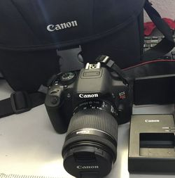 Canon Rebel T5i for Sale in Galloway,  OH