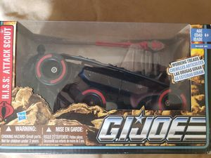 Gi Joe Action Figure and Vehicle - Hiss Attack Scout - Rare - Brand New in Packaging for Sale in Carson, CA