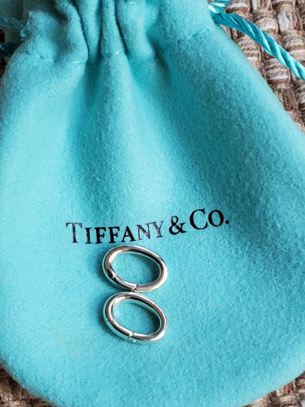 Tiffany & Co 925 Clasp Jump Ring Links