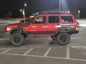 1997 Jeep Cherokee XJ for Sale in Ruskin, FL