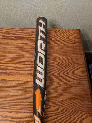 Worth Sick 454 Composite Fastpitch Softball Bat 33 in 23oz. for Sale in Adelanto, CA