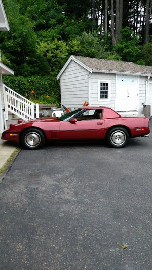 87 Chevy Corvette for Sale in Somerville, MA