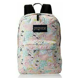 Brand NEW! Jansport Superbreak Coral Sketch Floral Print Backpack For Everyday Use/School/Work/Traveling/Outdoors/Sports/Gym/Hiking/Biking/Gifts for Sale in Carson,  CA