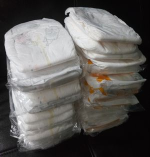 Pampers & Up & Up Diapers Size 1 for Sale in Cicero, IL
