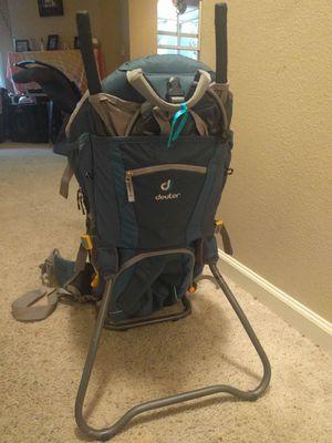 Deuter baby carrier - Kid Comfort 2 for Sale in Santa Clara, CA