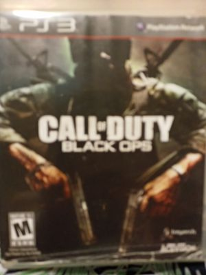 Call of duty PlayStation 3 for Sale in Akron, OH