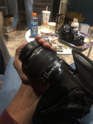 Canon rebel EOS t3 (non i model) for Sale in Morris, CT