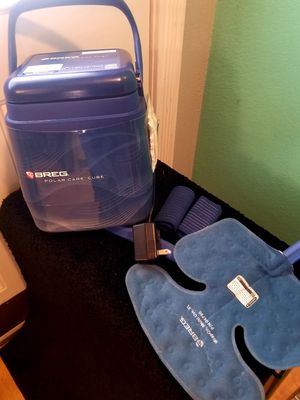 BREG Polar Ice Cube Therpy..Great For Shoulder Surgeries...Works Great! for Sale in Modesto, CA