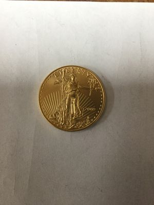 2009 Gold American Eagle for Sale in Oceanside, CA