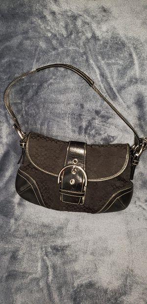 Coach Handbag Black for Sale in Houston, TX