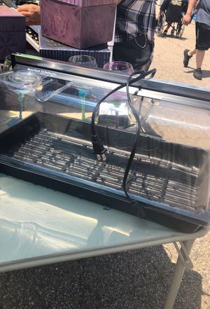 Plant grower with Light for Sale in Plymouth, MA