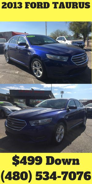 2013 Ford Taurus for Sale in Scottsdale, AZ