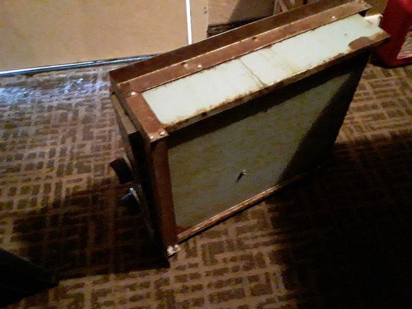 """""""Holiday"""" Vintage camper trailer stove """" original"""""""
