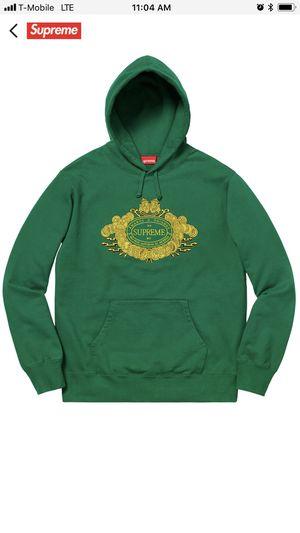 Supreme size medium love hate hoodie for Sale in Valrico, FL