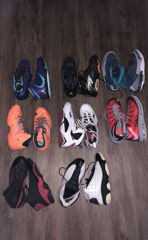 Men's Shoes - Jordan's & Nike's for Sale in St. Louis, MO