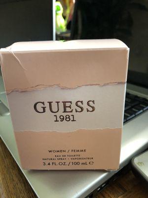 Guess perfume for Sale in Phoenix, AZ