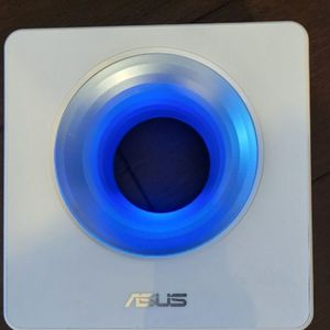 Like NEW ASUS Blue Cave Router for Sale in Fort Lauderdale, FL