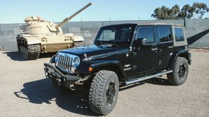 2007 Jeep Wrangler Unlimited Sahara 4-Door Sport Utility for Sale in San Diego, CA