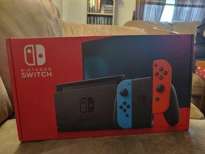 Nintendo Switch (Neon) - Brand New for Sale in Warren, MI
