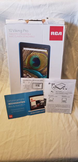 RCA TABLET FOR PARTS for Sale in Seattle, WA
