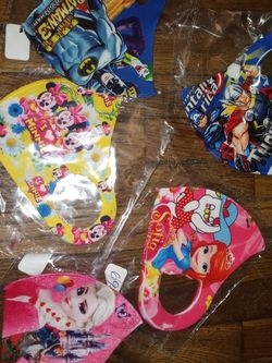 Kids Masks 6 X $20 for Sale in Stamford,  CT