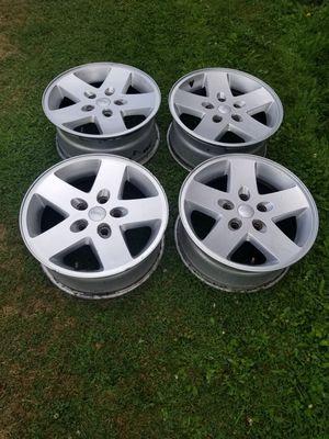 Jeep wheels for Sale in Washington, PA