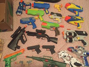 Toy guns for Sale in Buckeye Lake, OH