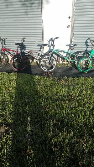 Bmx bicycle for Sale in Hitchcock, TX