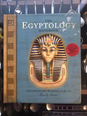 Egyptology handbook for Sale in Lafayette, LA