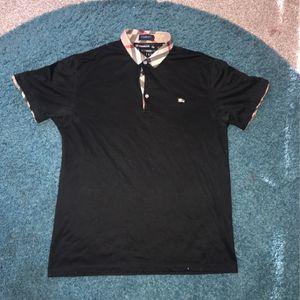 Burberry Colar Shirt for Sale in Morrow, GA