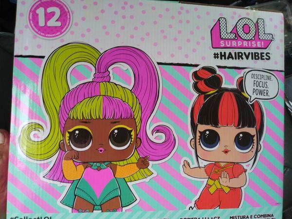 L.O.L. Surprises #hairvibes