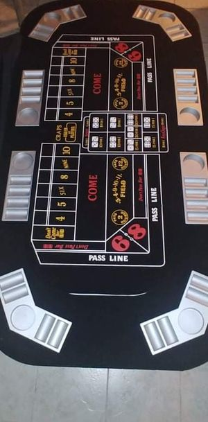 New Poker table for Sale in Valrico, FL